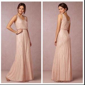 Bhldn Adrianna Papell Brooklyn Dress Size 2